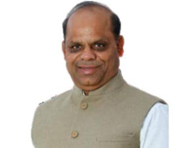 Hon. Shri. Kishor Bhikaji Darade