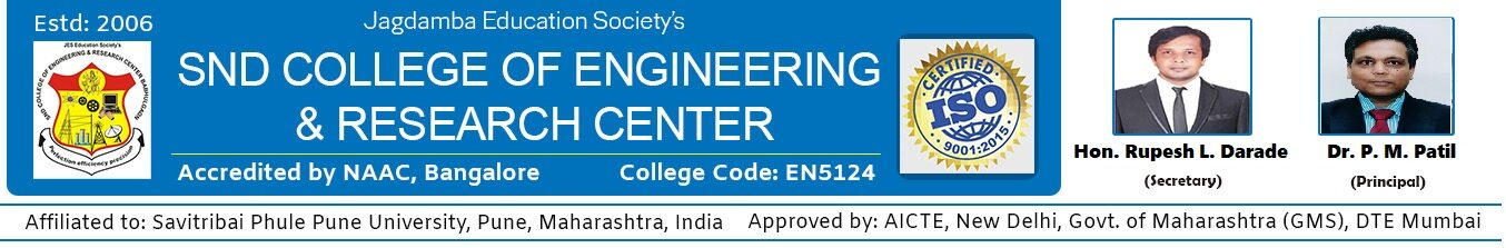 SND College of Engineering & Research Centre